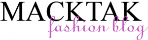 macktak fashion blog