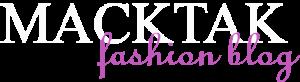 macktak fashion blog
