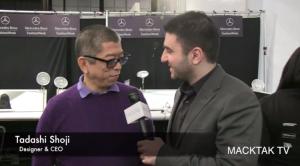 MackTak CEO and Tadashi Shoji Interview About Tadashi Shoji Company