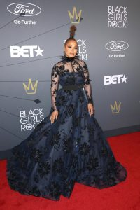 Janet Jackson Rocks the Christian Siriano Gown at Black Girl Rock Event
