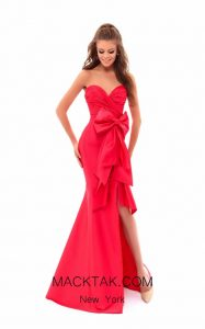 Tarik Ediz Dramatic Prom Dresses