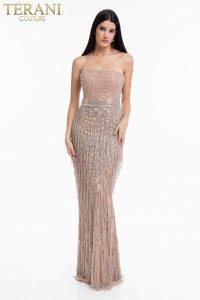 Every lady Need A Terani Couture 1821GL7427