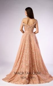 Celebrate A Night of Glory in This Dreamy Gown