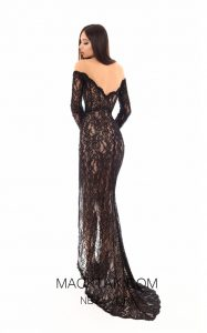 Revealing Floral Lace Is the Key to a Brilliant Silhouette!
