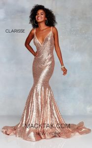 Decorate Your Flawless Body In A Dress With Shiny Sequins All Over