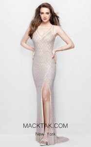 An Angelic Primavera Dress; One of the Most Wanted MackTak's Style
