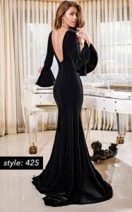 When Was the Last Time, You Tried A Desirable Bell Sleeve to A Fantastic Party?