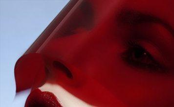 Ariamo Eleri Red Classic Dress Put You on the Spotlight