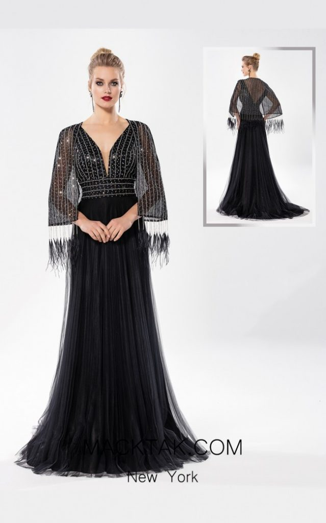 Chic So Lady 6016 Evening Dress; the Best MackTak Offer For an Elegant Look