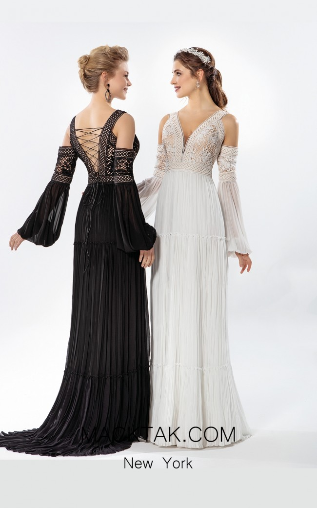 Match Your Incredible Look With Your Best Friend Wearing a Glamorous So Lady 6032 Evening Dress
