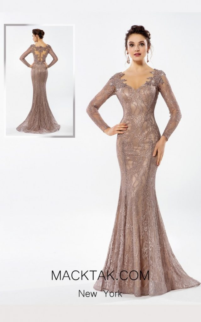 Show Off Your Physical Perfection Wearing This Fairy-tale Delicately Embellished So Lady 6046 Dress