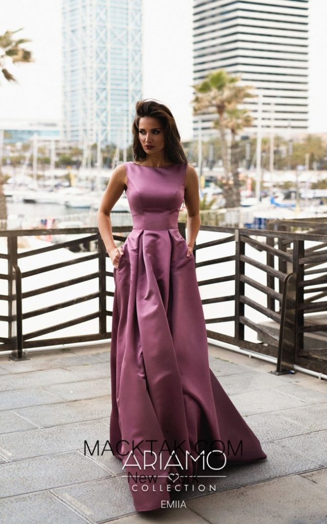 Ariamo Emiia Evening Dress Will Bring You Exclusive Glamour