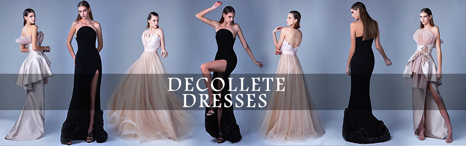 Decollete Dresses