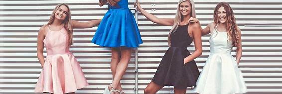 HoCo Skater Dresses