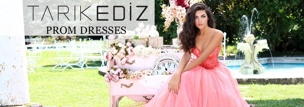Tarik Ediz Prom Dresses