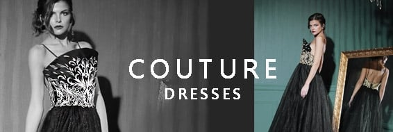 Couture Dresses on Sale