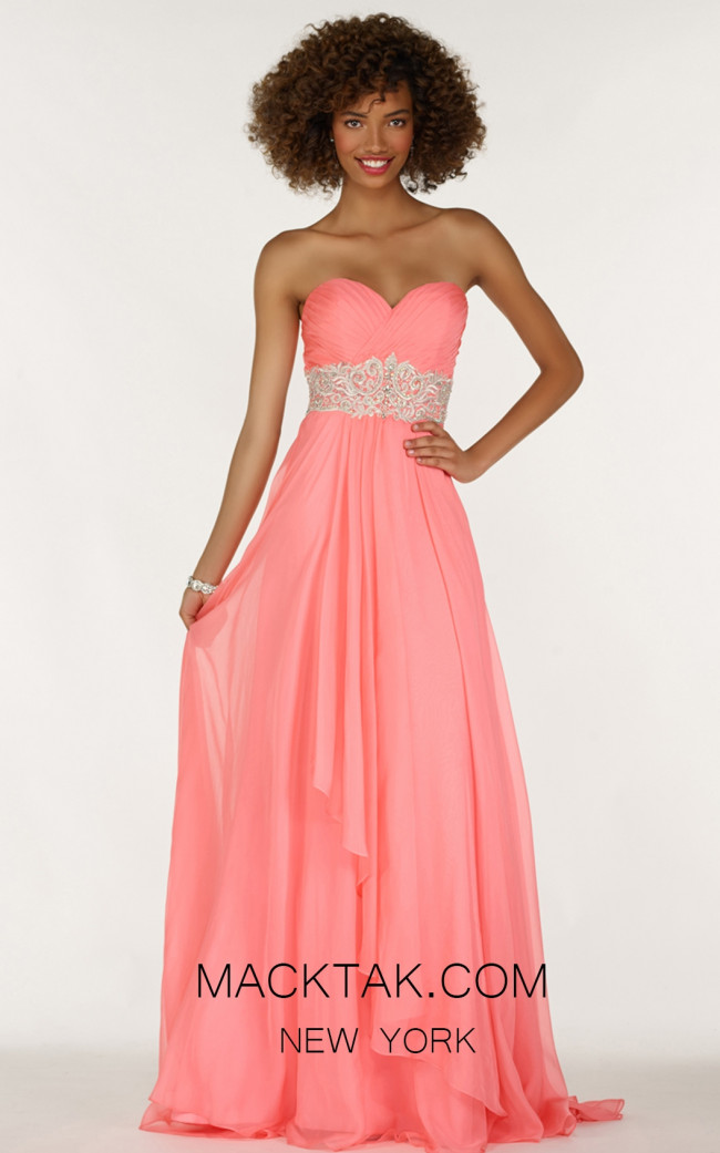Alyce 1148 Front Dress