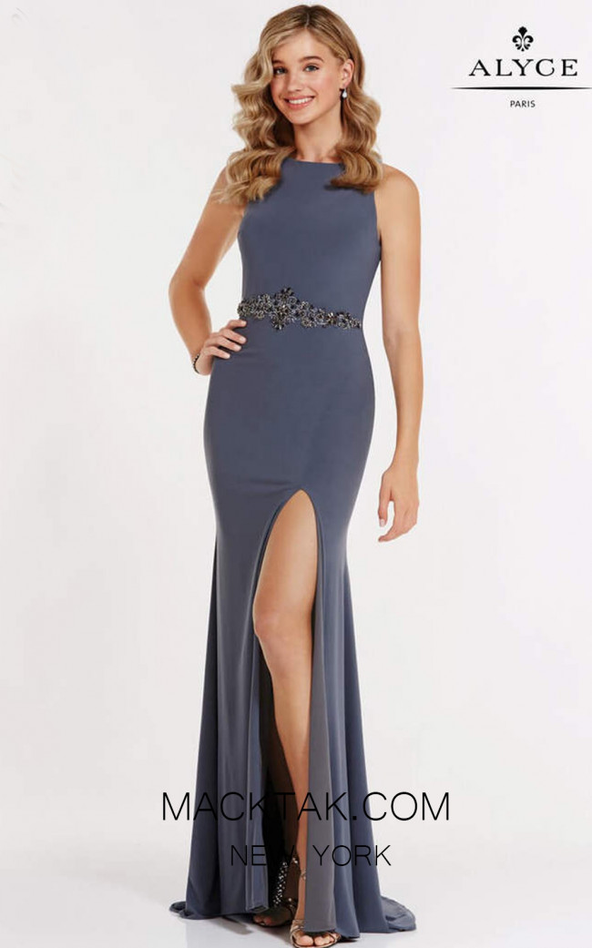 Alyce 1215 Front Dress