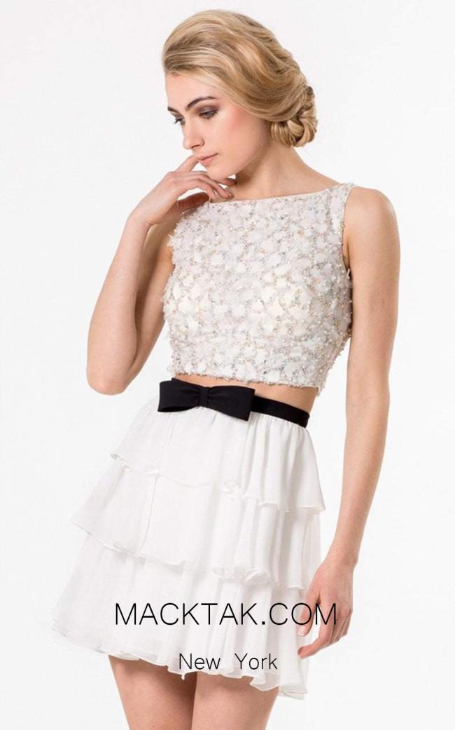 Terani 1521H0059A Front Dress