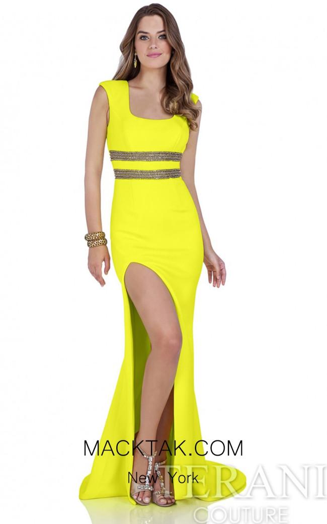 Terani 1612P0569 Yellow Front