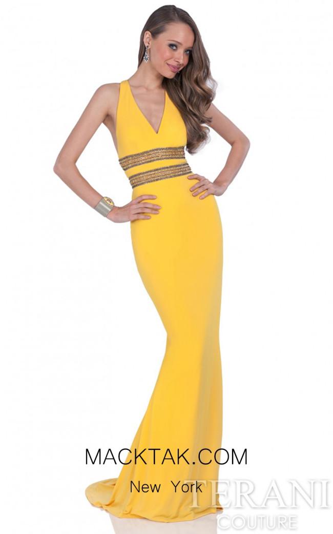 Terani 1612P0594 Yellow Front