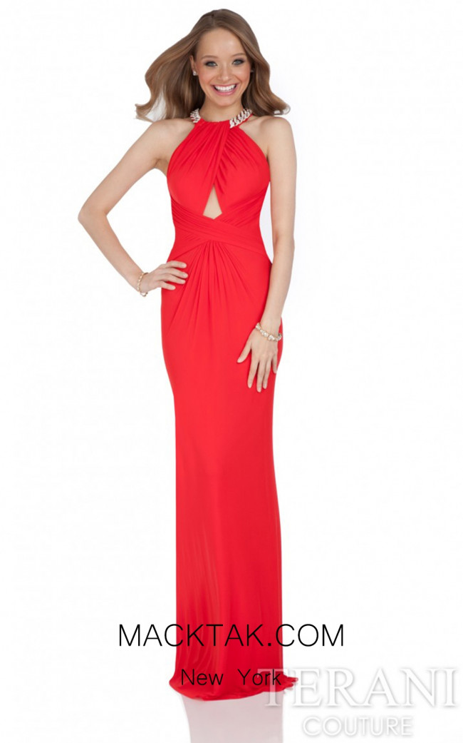 Terani 1613P0620 Red Front