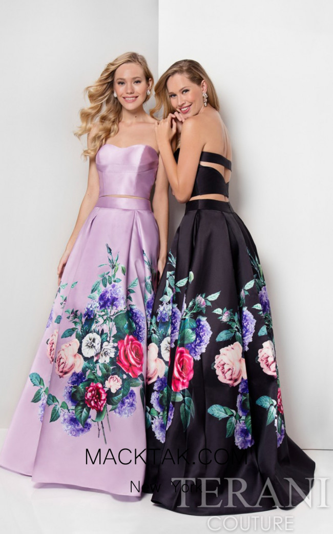 Terani 1711P2703 Dress