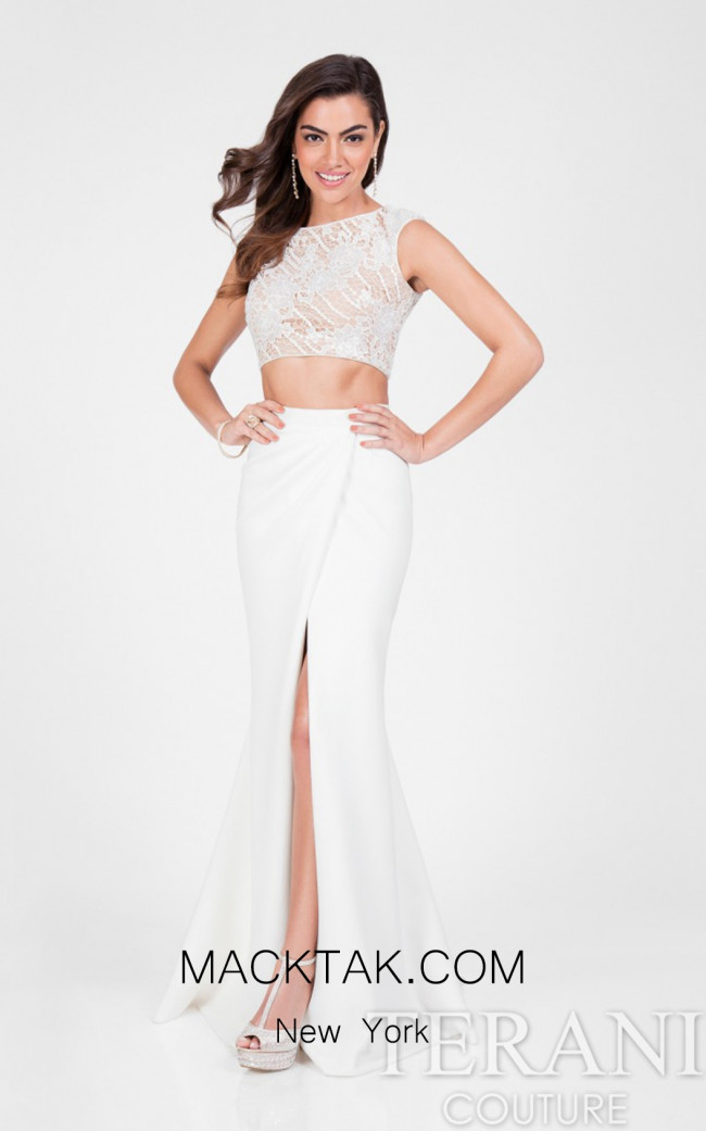 Terani 1711P2717 Front Dress