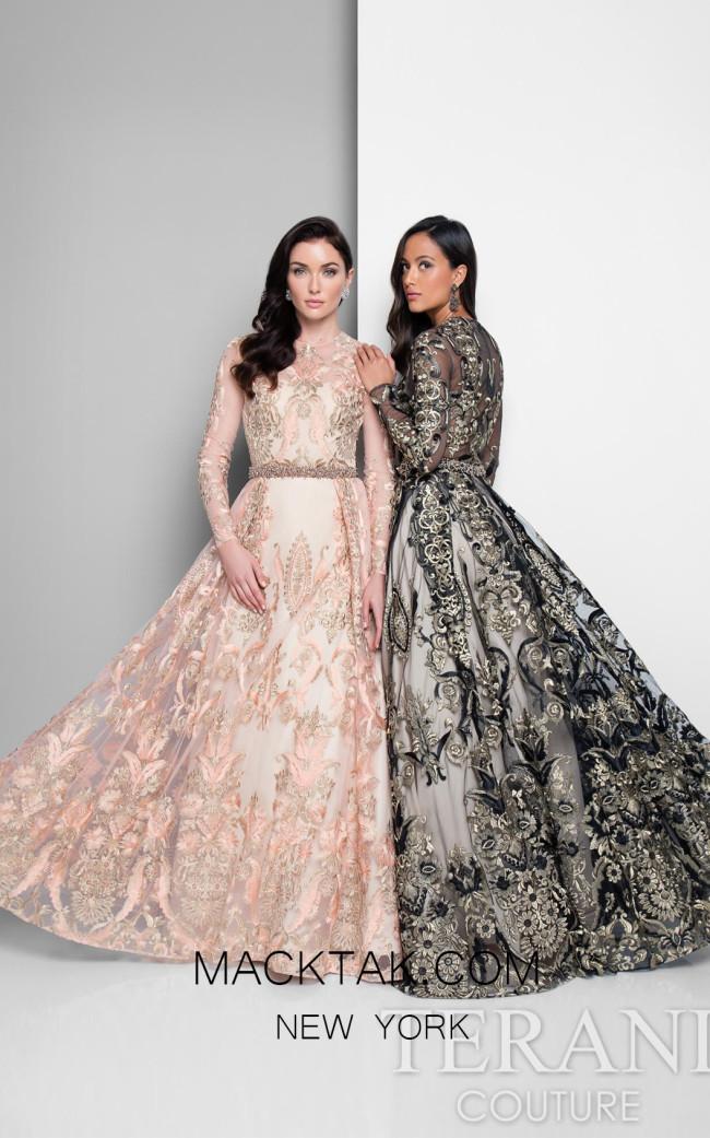 Terani 1712E3652 Front Dress