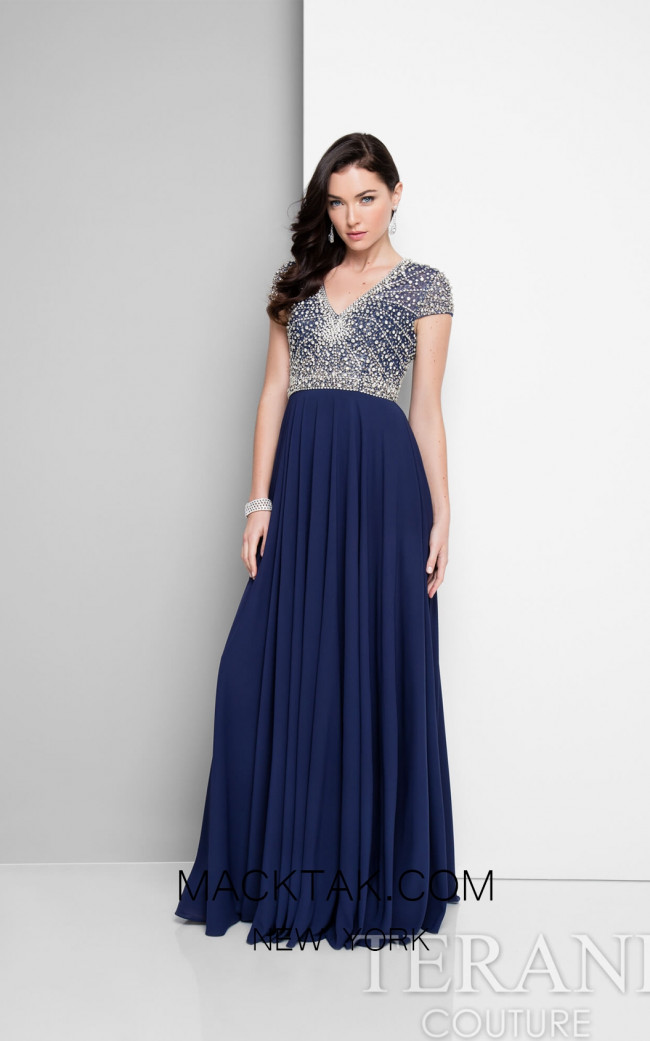 Terani 1712M3429 Front Dress