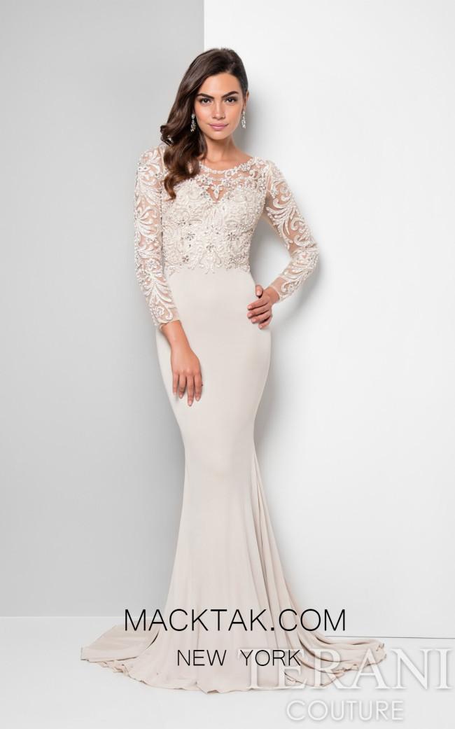 Terani 1712M3434 Front Dress