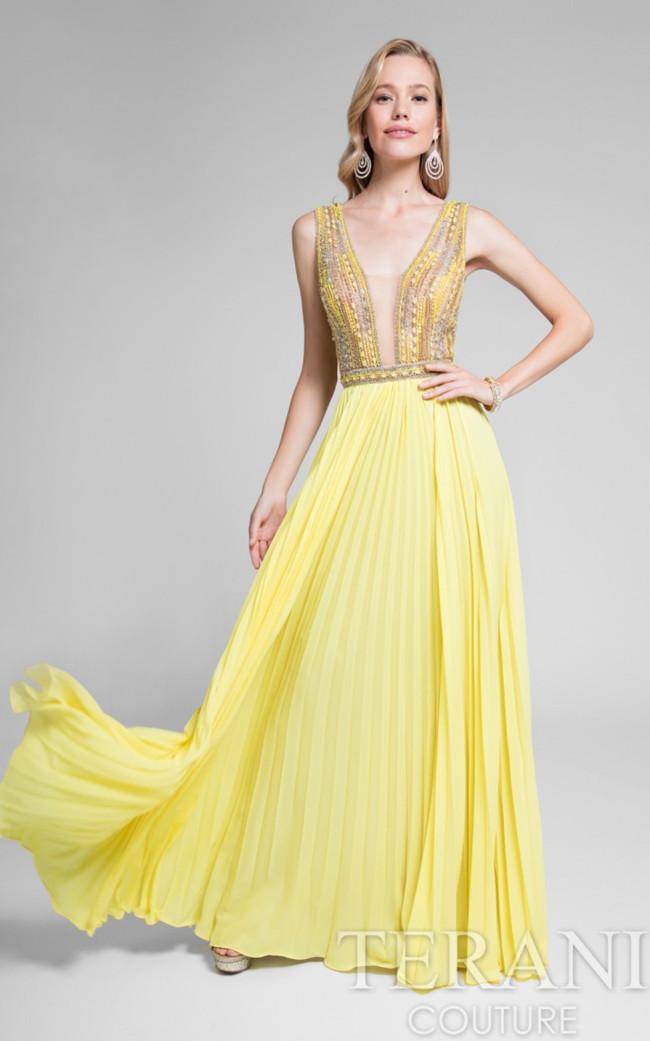 Terani 1712P2497 Front Dress