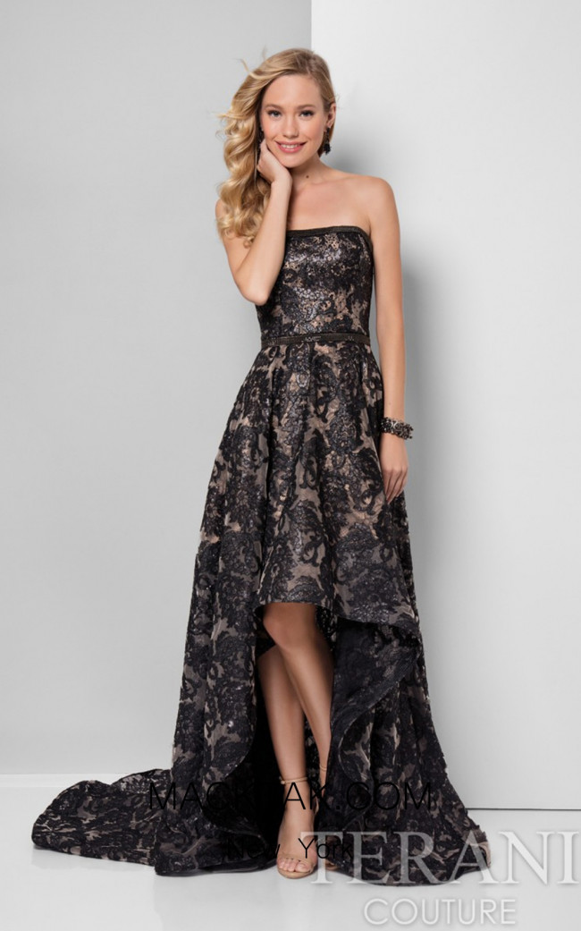 Terani 1713E3614 Front Dress