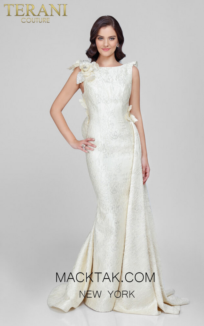Terani 1721M4703 Front Dress
