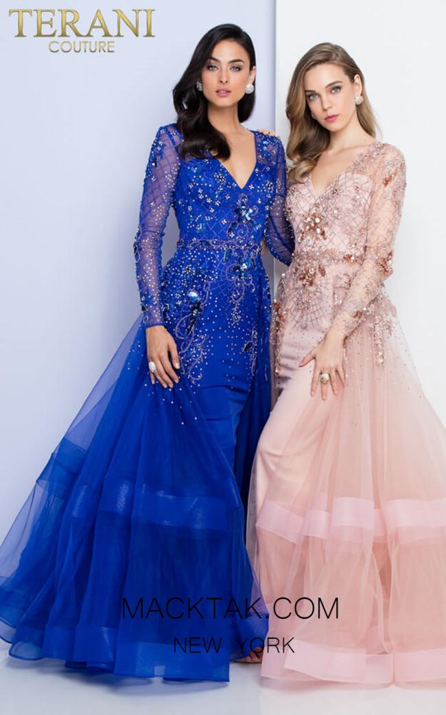 Terani 1722M4354 Front Dress