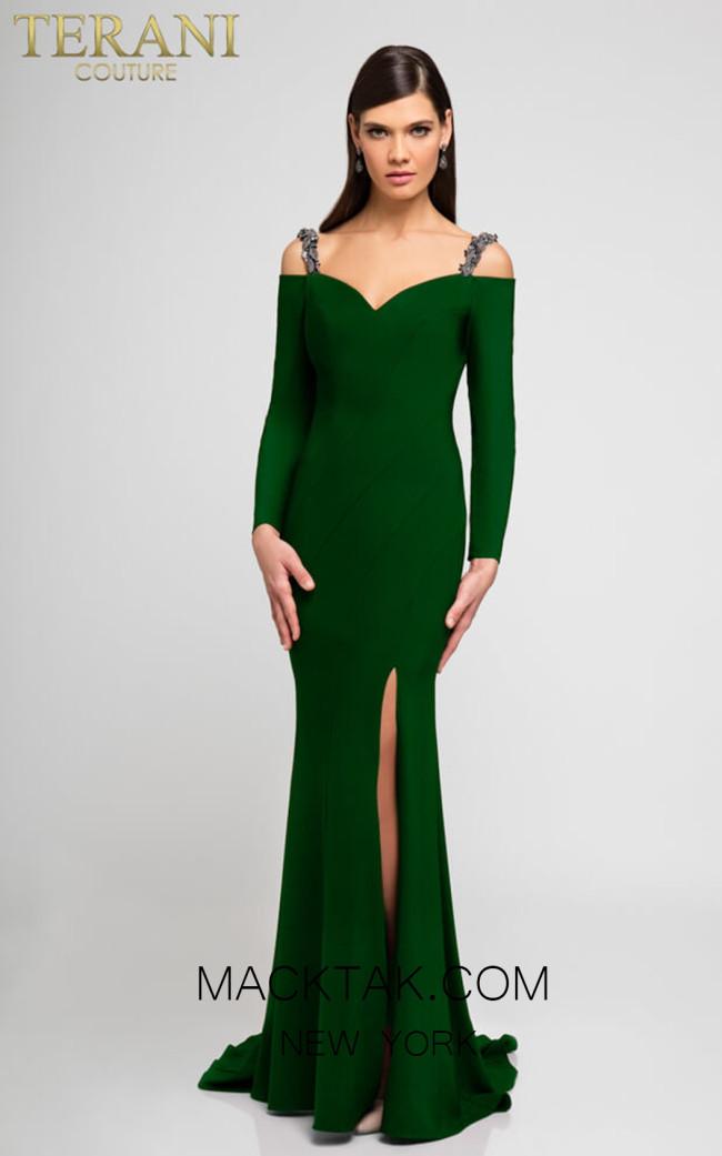 Terani 1723E4502 Front Dress