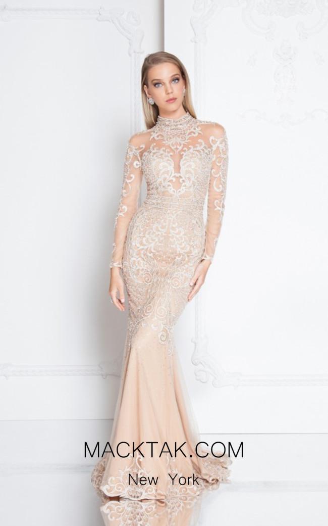 Terani 1811GL6451 Front Dress