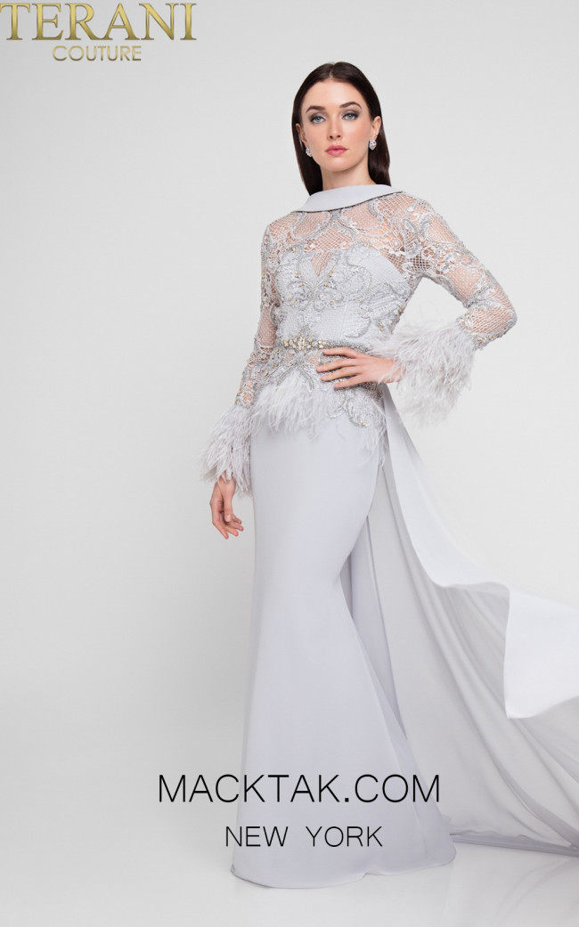 Terani 1811M6561 Front Dress