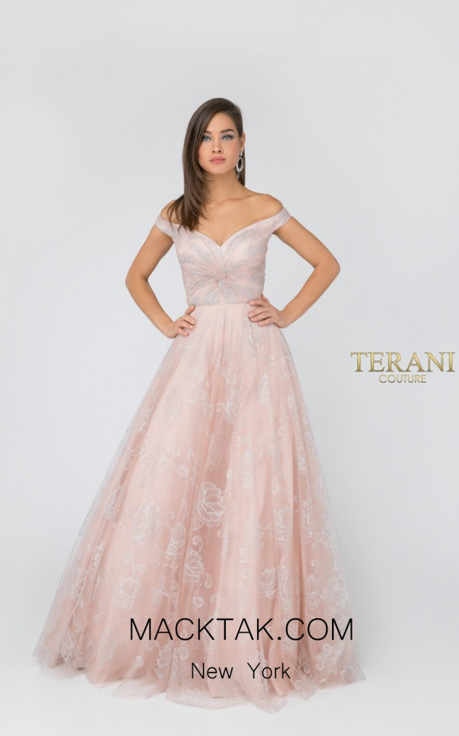 Terani 1911P8486 Prom Dress