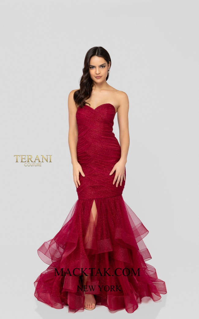 Terani 1911P8639 Front Dress