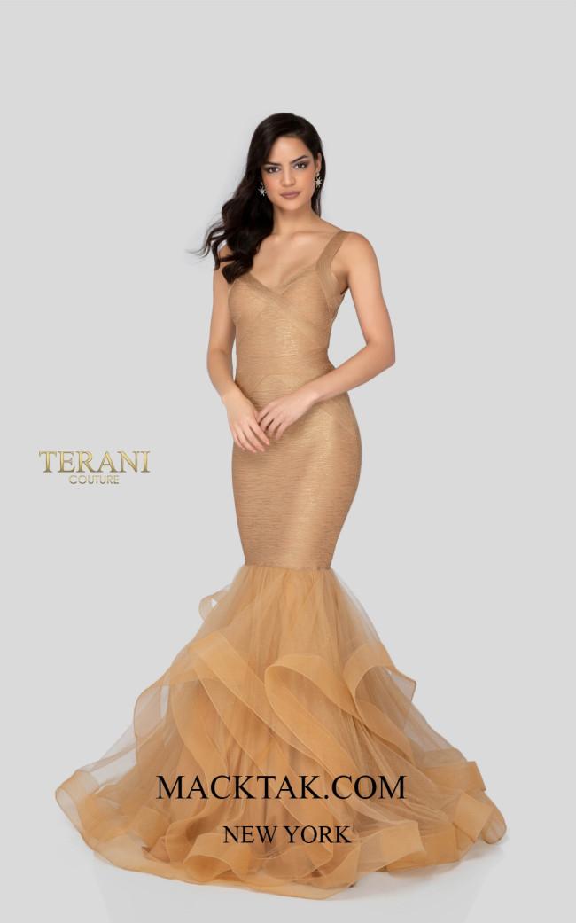 Terani 1911P8640 Front Dress