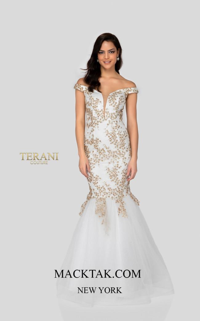 Terani 1911P8646 Front Dress