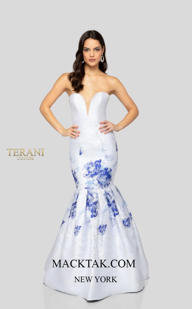 Terani 1911P8648 Front Dress