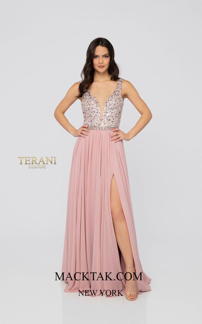 Terani 1912P8200 Front Dress