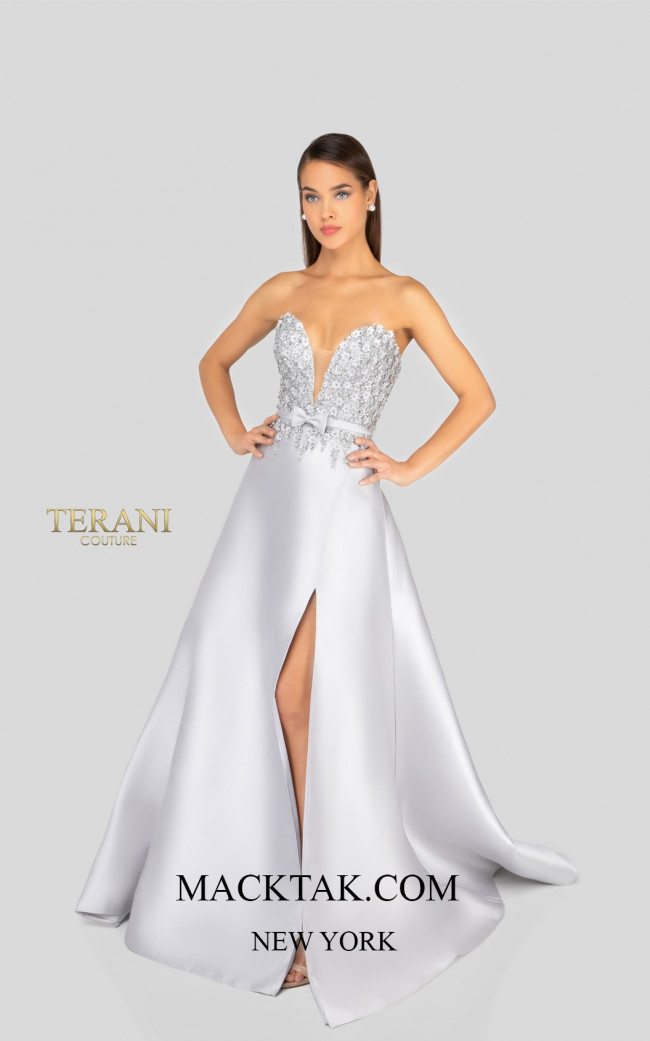 Terani 1912P8202 Front Dress