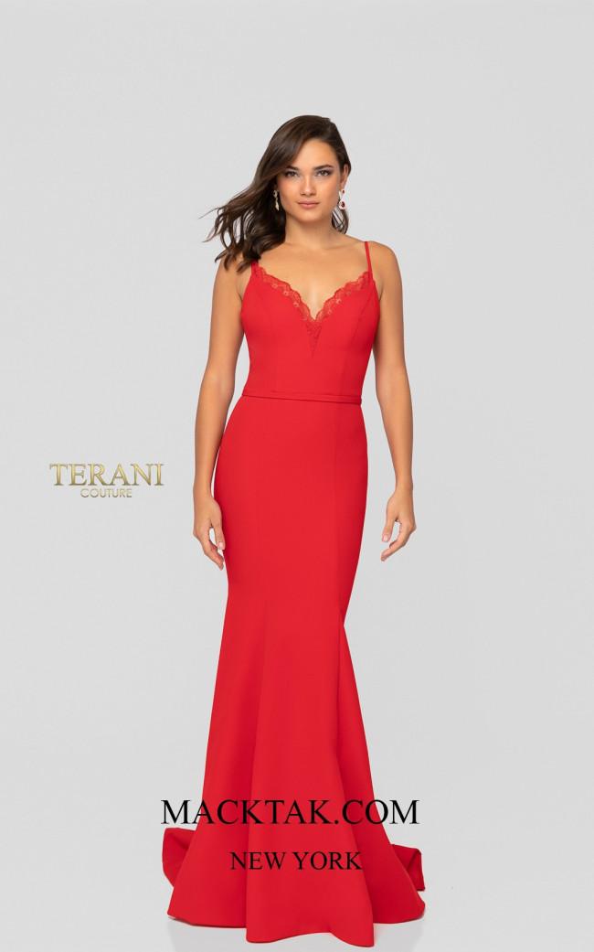 Terani 1912P8219 Front Dress