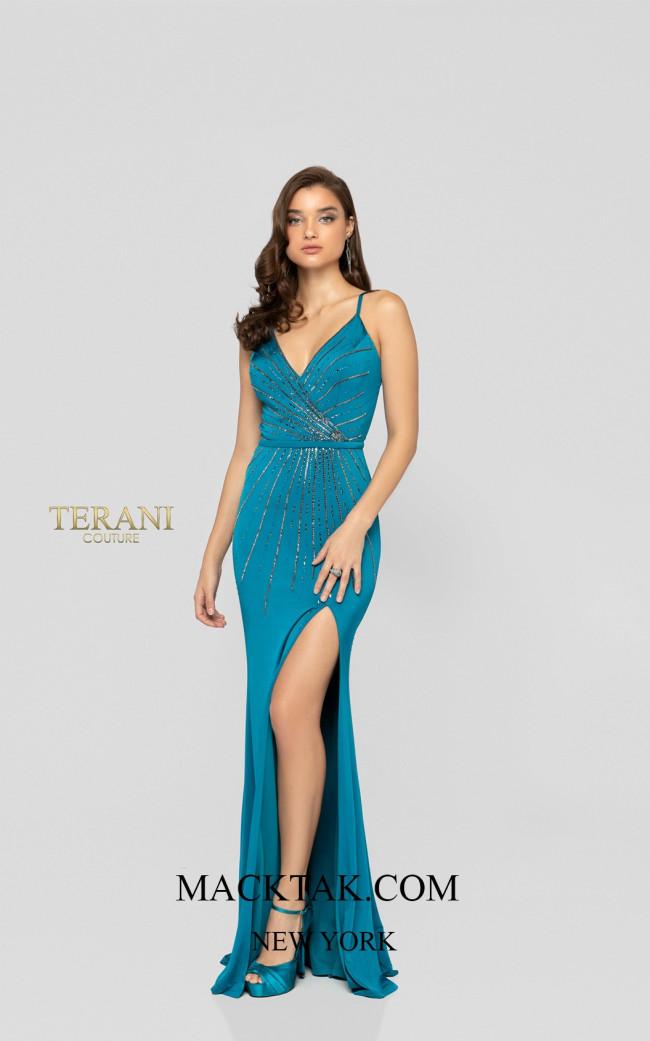Terani 1912P8228 Front Dress