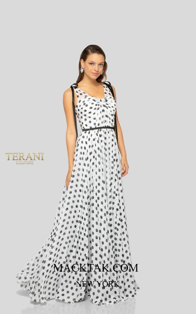Terani 1912P8255 Front Dress