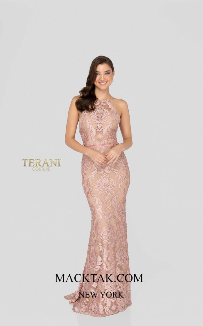 Terani 1912P8262 Front Dress