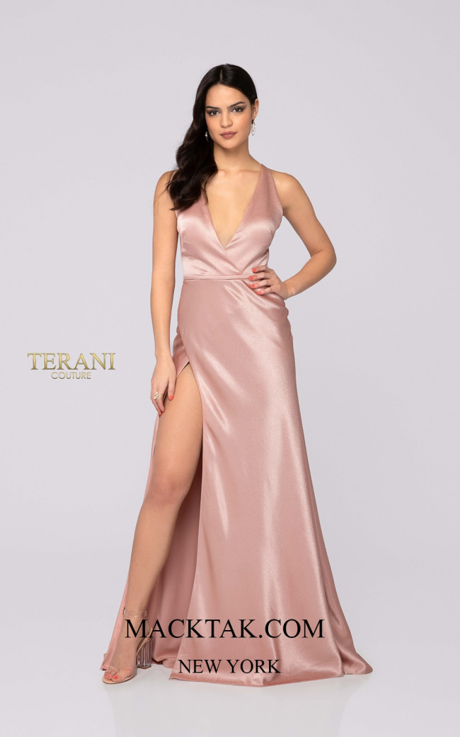 Terani 1912P8278 Front Dress